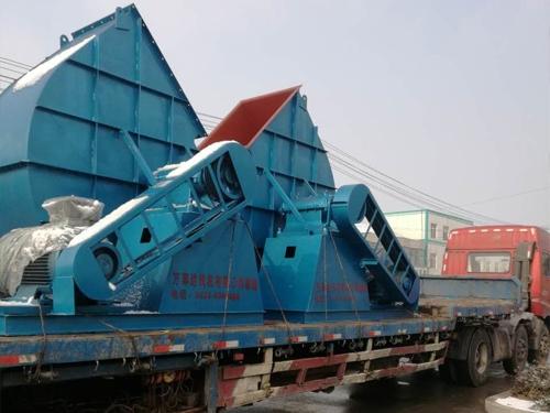 邢台鑫能煤矸石砖制造有限公司生产线风机