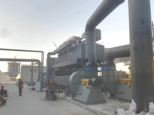 潍坊金丝达新能源控股有限公司配套风机