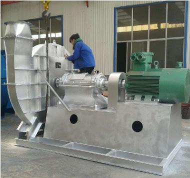 MZG160-1400型煤气加压机